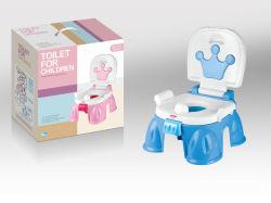 플라스틱 어린이 화장실 시트 어린이 교육 포티 아기 용품 교육 화장실 변기(H9329005)