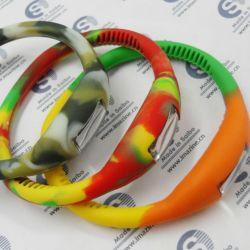 L'ion de camouflage colorés montres de sport