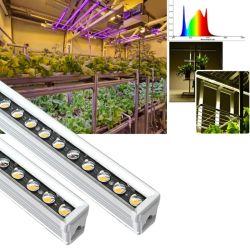 تعمل تقنية LED لأنبوب النمو على زيادة الضوء في مصنع طيف كامل من Lumen للنباتات الداخلية التي تنمو المصباح