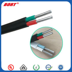 2X0.75mm2 H03VVH2-F aislados con PVC, Cable de alimentación