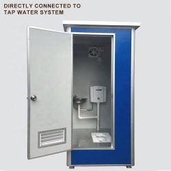 Het vervaardigde Geprefabriceerde Toilet van het Comité van de Sandwich Openlucht Mobiele Draagbare