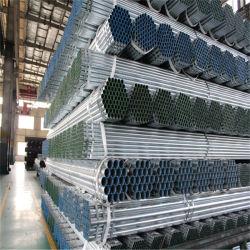 JIS G3444 Stk290 -540 Espiral de aço LSAW tubo galvanizado médios quente utilizados para a água