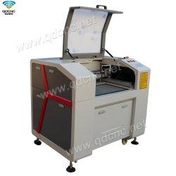 Портативный лазерной резки древесины и гравюры машина используется для Non-Metal материалов, таких как акрил, дерева и бамбука Qd-6040