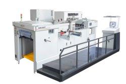 AEM-800t automatische Hete het Stempelen & van de Matrijs Scherpe Machine