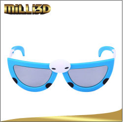 Haute qualité Hot-Selling lunettes 3D polarisées pour Film, TV style pour les enfants