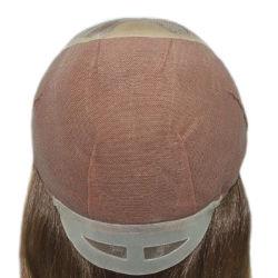 El GN5460 hechas a mano completa Mono Médica Superior peluca cabello humano.