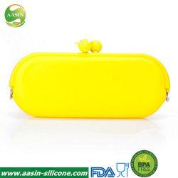 旅行のためのシリコーンレディースガラス袋の財布の携帯電話の箱