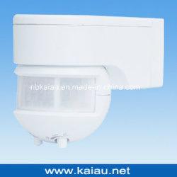 Interruttore chiaro esterno del sensore del supporto della superficie della parete IP44