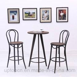 Деревянный стол и Thonet большой бар стулья для бара мебель (SP-BT708)