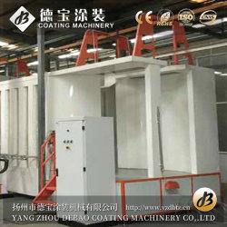 Maschinen-Hersteller-Lack-komplette Produktions-kompletter Puder-Beschichtung-Produktionszweig in mischendem Gerät