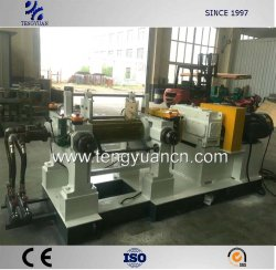 高く効率的なゴム製混合の機械または耐久財2のローラーのゴム製混合の製造所または専門家の開いたゴム製混合機械