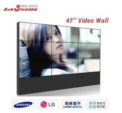 Affichage LCD Ultra-Wide Publicité 47 pouces écran TV écran LCD LED Video Wall