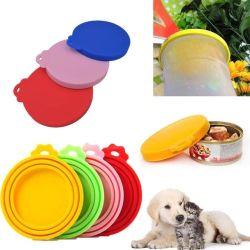 Универсальный многоразовый герметичности силиконовый чехол для хранения продуктов можно установить крышки для ПЭТ консервированных продуктов питания