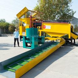 Apparatuur van de Extractie van de Goudwinning van de Machine van het Concentraat van Sinolinking de Gouden