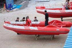 Ilife (CE) 19FT 5.8M 11 personnes Nouveau mode de la Chine usine bateaux gonflables rigide Rib