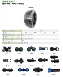 Acessórios de irrigação gota