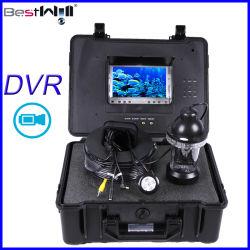 7'' de la pantalla digital de 360 grados de rotación cámara submarina 7B