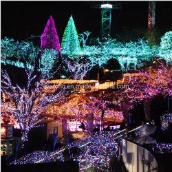 LED lanterne d'ingénierie chaîne / Festival de Noël à l'extérieur de la lampe basse pression de couleur étanche / petite lampe Couleur lampe / lampe décorative en étoile