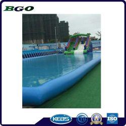Escorregas de água infláveis Piscina
