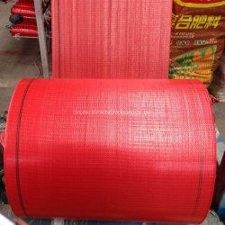 China-Fabrik gedrucktes pp. gesponnenes Gewebe für Beutel