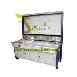 Treinamento de produtos eletrônicos Bancada Electronics Formador equipamentos didáticos Formação Profissional Equipamento