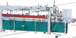 Madeira cola Madeira juntos Bonder painéis de madeira prensa de cola hidráulico da máquina de colagem de orlas de madeira Personalizar a máquina de madeira da linha de produção conjunta de Dedo Automática
