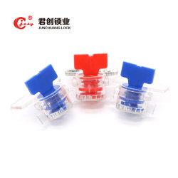 Jcms004 uma vez usar plástico Torção Contador eléctrico de vedação para medidor de água