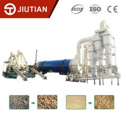Китай производитель Люцерна сено осушитель слонов в траве сушки Granulation производственной линии