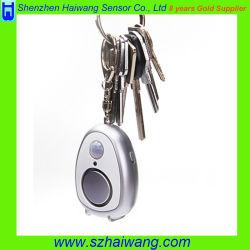 Allarme di sicurezza personale Anti-Perso Keychain multifunzionale dell'allarme di RoHS del Ce