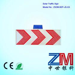 Zonne Aangedreven Verkeersteken/LEIDENE Opvlammend Verkeersteken/Waarschuwingssein voor Verkeersveiligheid