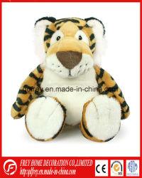 Aquecedor de cama Lavanda saco de trigo Tigre Aquecido Toy Dom