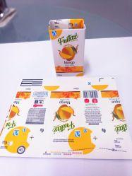 Brick-Shape-Papierkarton für Getränke und Milch