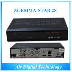 Ursprüngliches Satellitenfernsehen Receiver Zgemma Anfang 2s