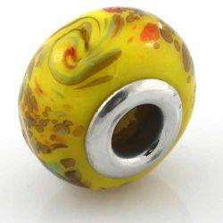 Verre en cristal accessoires du vêtement de fantaisie Bijoux en perle de pierre pour la décoration