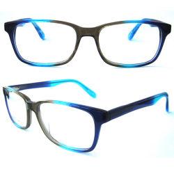 Optische Acetate Frame Met Heldere Kleuren, Bril Met Speciaal Frame