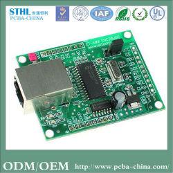 전력 공급 회로판 PCB 대량 생산 PCB는 케이블을 연결한다