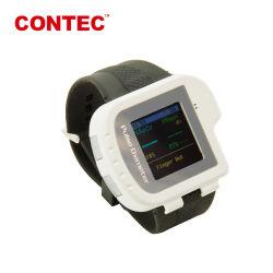Contec Monitor de la SpO2 Oxímetro de Pulso reloj tipo