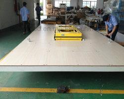 HPL-fineer-faced Plywood voor de vloeren van industriële werkplaatvoertuigen