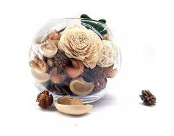 화향 건조한 꽃