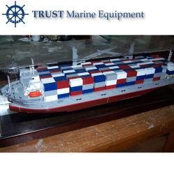 L'Artisanat de résine 30cm Petit modèle miniature Container Ship