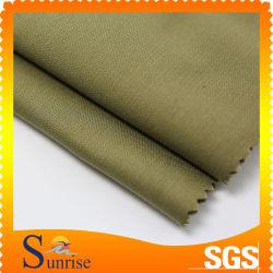 Chevrons d'armure sergé de coton de 35 % 65 % SRSCN tissu en nylon (017)