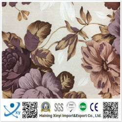 Haining 100% بوليستر Digital طباعة chiffon Fabric/Floral Party اللباس Fabric/chiffon النسيج المطبوع