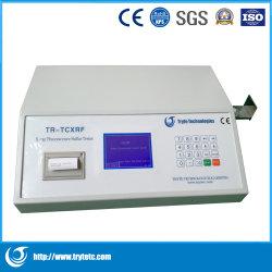 Fluorescência de Raios X de enxofre no óleo Analyzer-Sulfur Equipamento Tester-Petroleum de conteúdo