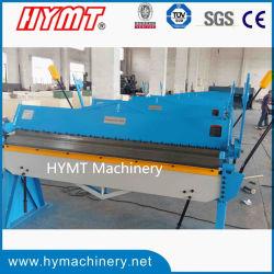 WH06-2.5X2540 Placa de aço do tipo manual entortar e máquina de dobragem