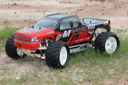 1/5 a gasolina powered RC Truck, 4WD RC Car com a função de reversão