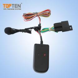 Allarme dell'automobile dell'inseguitore del veicolo con la pista del sensore di scossa da SMS/GPRS (GT08-KH)