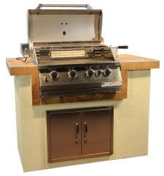 Openlucht BBQ Kitchen Eiland met CSA Certificate