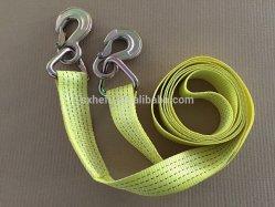Coche de la cuerda de remolque/correa de remolque/correa de remolque 5t