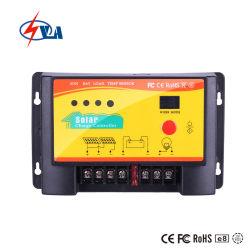 20A PWM Sonnenkollektor-Ladung-Controller 12V 24V LCD