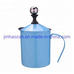 Outil de café de gros fabricant de mousse de lait en acier inoxydable avec Frother meilleur filtre poignée durables